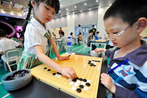 快速学习围棋的方法