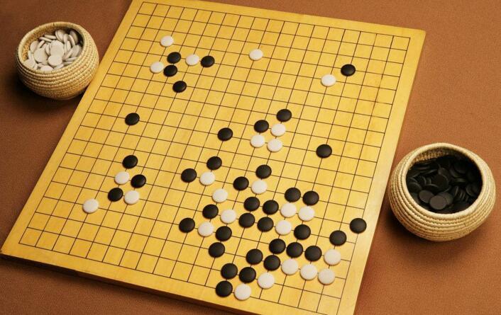 学下围棋游戏的心得体会
