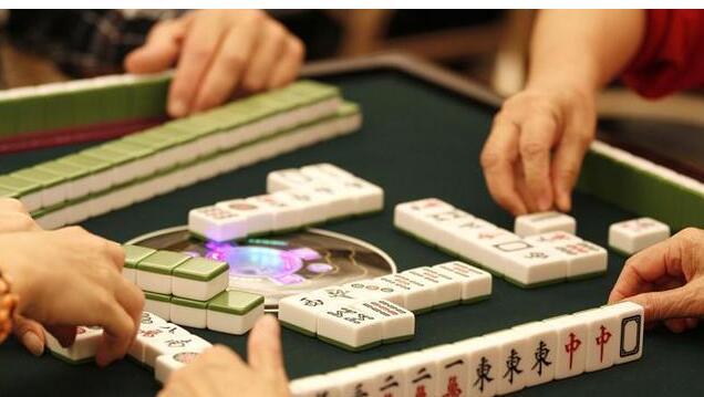 教你4个麻将桌上的转运技巧