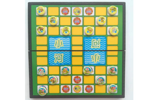 斗兽棋怎么玩?斗兽棋规则图文详解 - 棋牌资讯 - 游戏