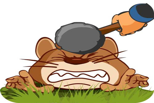 疯狂打地鼠有哪些技巧?